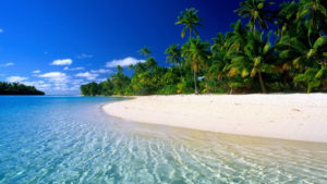 La Guadeloupe beach