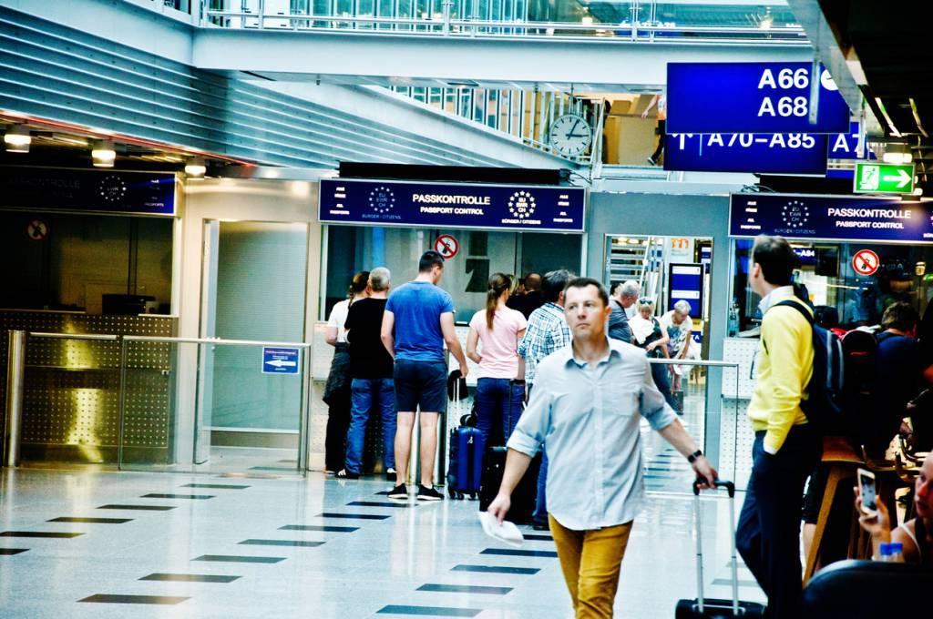 agent sécurité aeroport